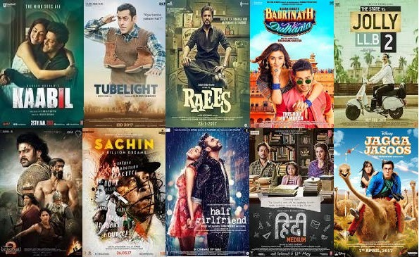 Highest grossing bollywood movies of 2017