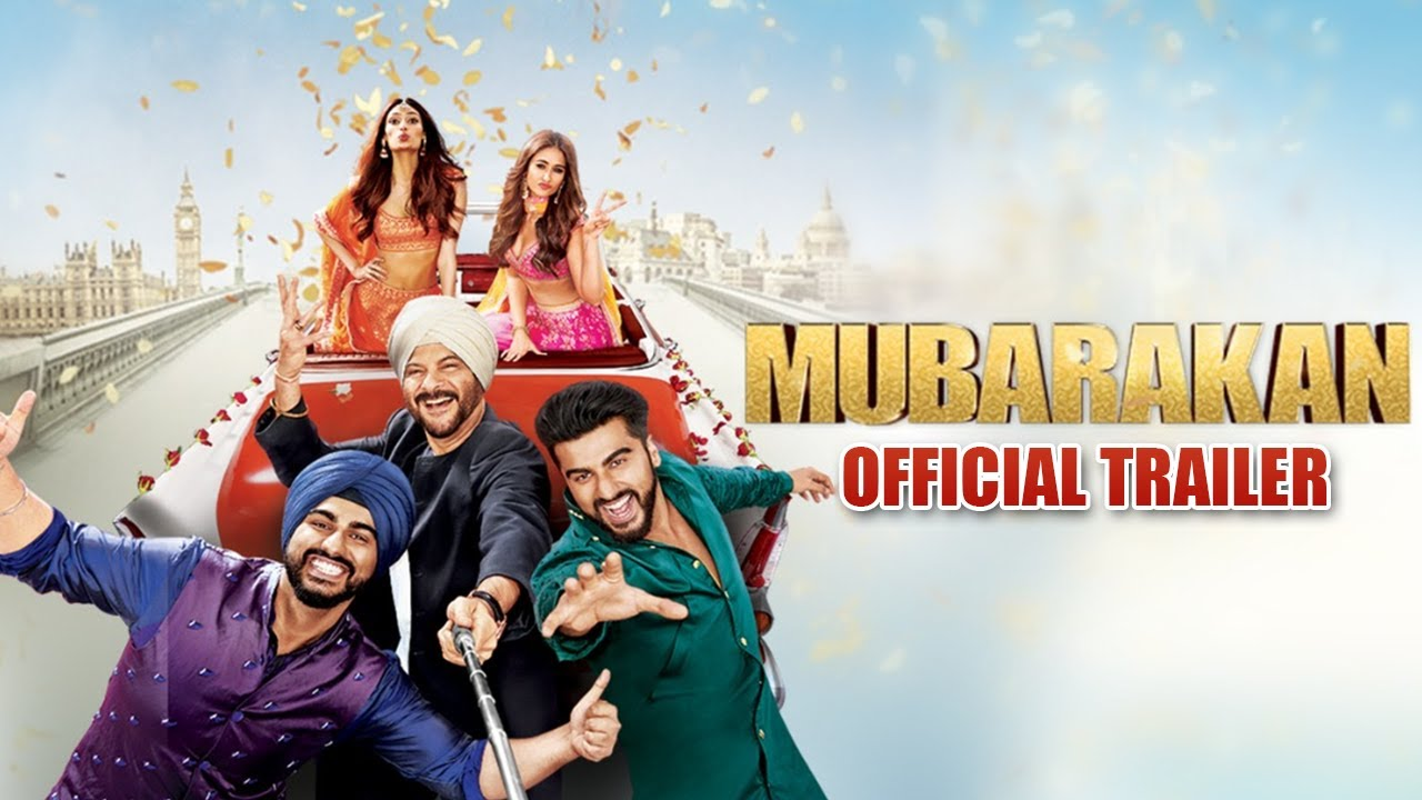 Bollywood Movie Mubarakan Review – Family Entertainer from Anil Kapoor – Arjun Kapoor