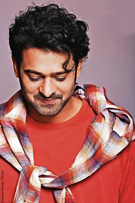 Prabhas New Look For Saho