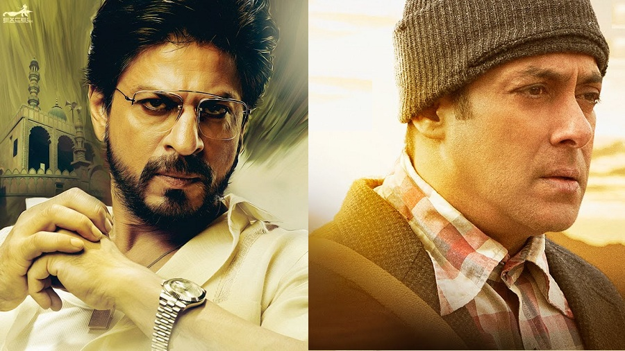 Raees Vs Tubelight Collection