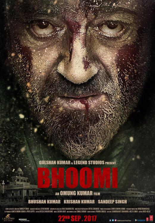 Sanjay Dutt Upcoming Movie Bhoomi Updates
