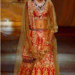 Bollywood Actress Bridal Lehenga - Shilpa Shetty
