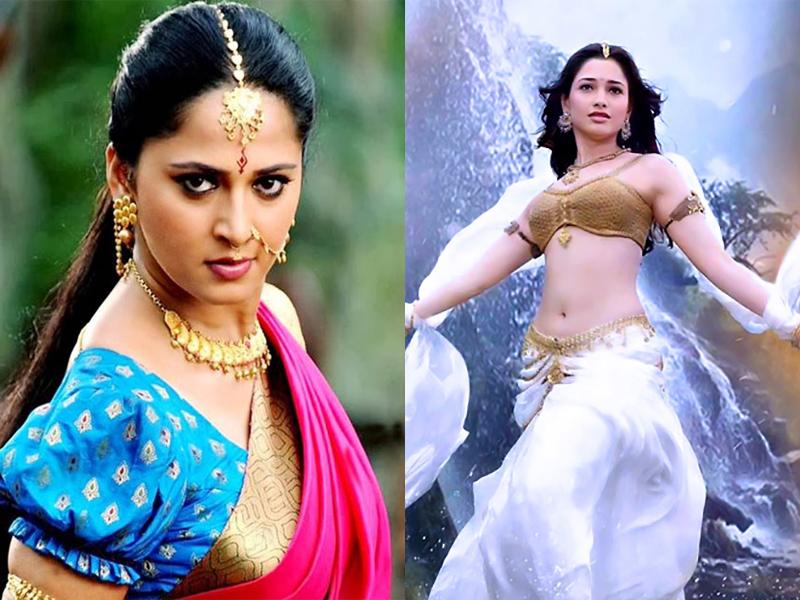 Devsena Vs Avantika??  Which is your Favourite Baahubali Actress?