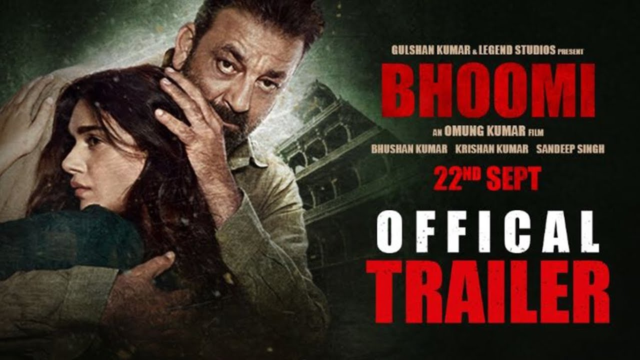 "After Sridevi's ""MOM"", Here is Father-Daughter Story Bhoomi Trailer Out"
