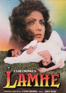 List Of 1991 Bollywood Movies - Lamhe