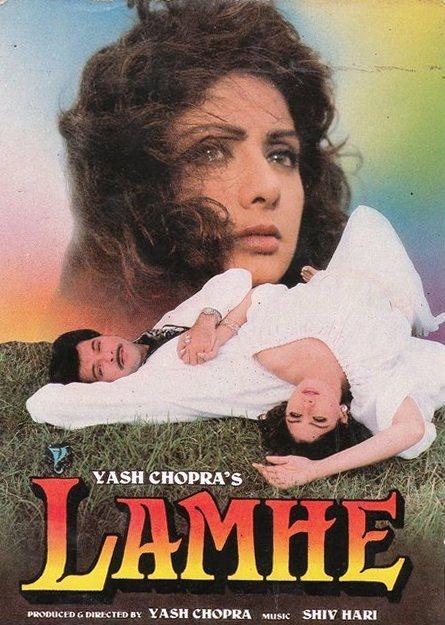 1991 Hindi Movies List - Lamhe