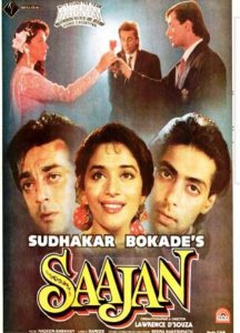 1991 Hindi Movies List - Saajan