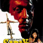 1991 Hindi Movies List - Sadak