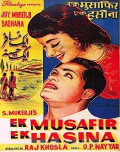 List Of 1962 Hindi Movies - Ek Musafir Ek Hasina