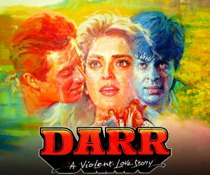 List Of 1993 Bollywood Movies - Darr