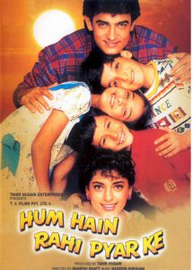 List Of 1993 Bollywood Movies - Hum Hain Rahi Pyar Ke