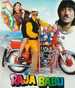 List Of Best Hindi Movies 1994 - Raja Babu