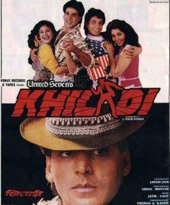 List Of Bollywood Films 1992 - Khiladi
