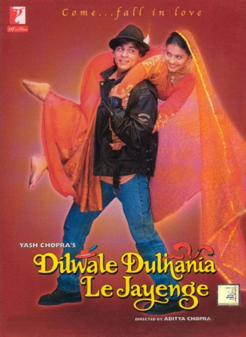 List Of 1995 Bollywood Movies - Dilwale Dulhaniya Le Jayenge