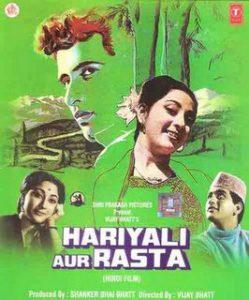 List Of Hindi Movies 1962 - Hariyali Aur Rasta