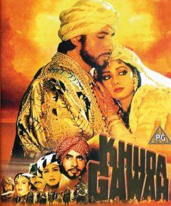 List Of Old Hindi Movies 1992 - Khuda Gawah