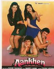 List Of Super Hit Hindi Movies 1993 - Aankhen