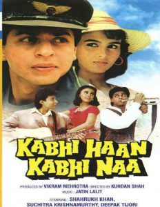 List Of Super Hit Hindi Movies 1994 - Kabhi Haan Kabhi Naa