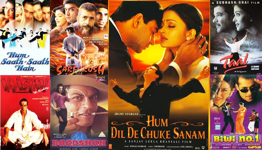 1999 Bollywood Movies List