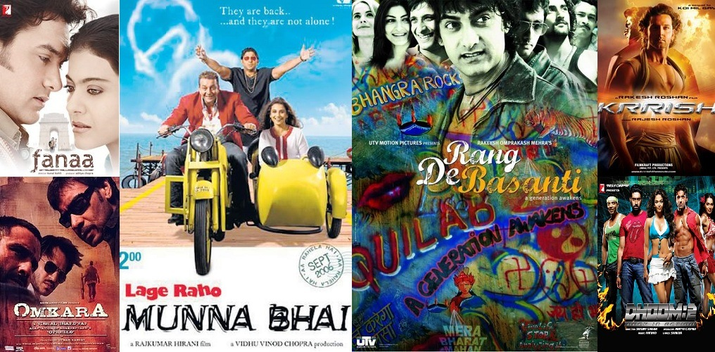 Complete List Of 2006 Bollywood Movies | All Hindi Films Released In 2006