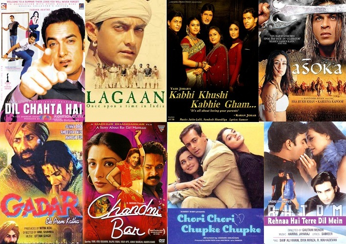 List Of 2001 Bollywood Films | Super Hit Hindi Movies Of The Year 2001