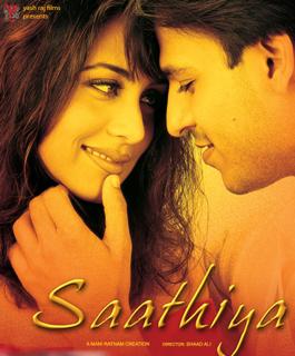 List Of 2002 Bollywood Films - Saathiya