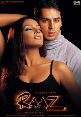 List Of 2002 Bollywood Movies - Raaz