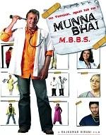 List Of 2003 Bollywood Films - Munna Bhai MBBS
