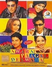 list of 2002 bollywood films - Awara Paagal Deewana