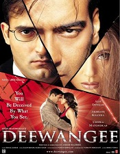 list of 2002 bollywood films - Deewangee