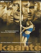 list of 2002 bollywood films - Kaante