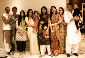 Sanjay Dutt Family Images