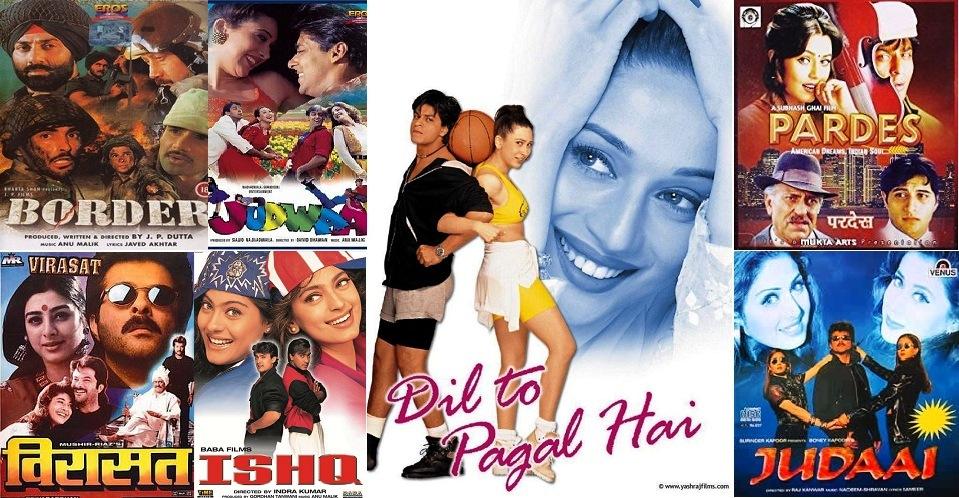 1997 Bollywood Movies List