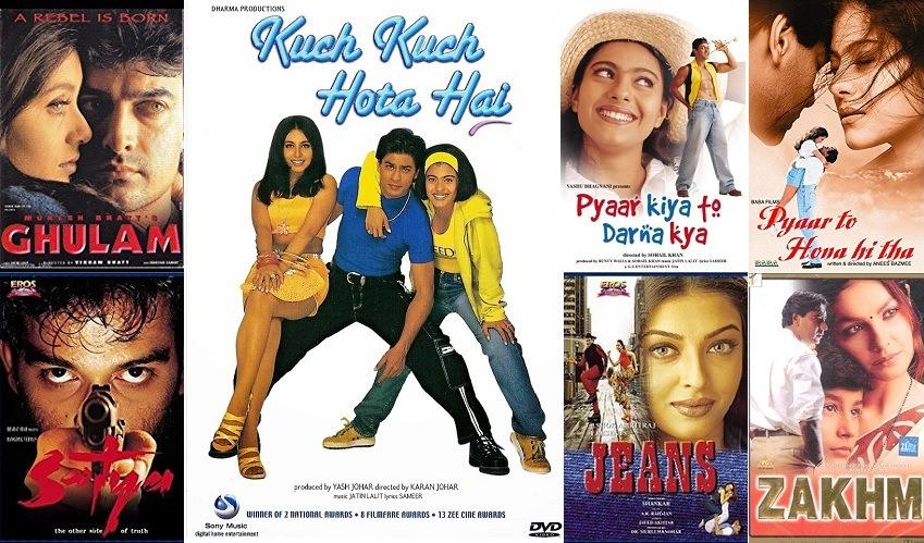 1998 Bollywood Movies List