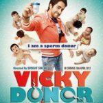 2012 Bollywood Comedy Movies - Vicky Donor