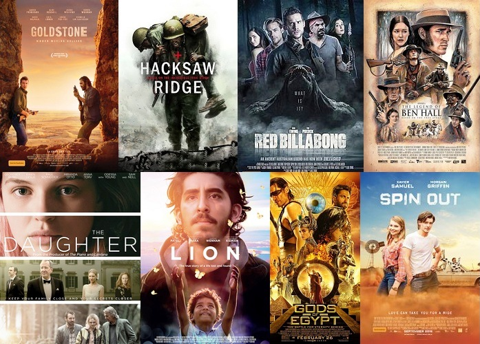 List Of Australian Movies 2016 | Awards, Cast, Verdicts