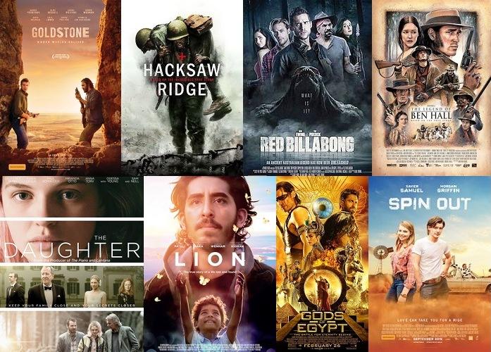Australian Movies 2016