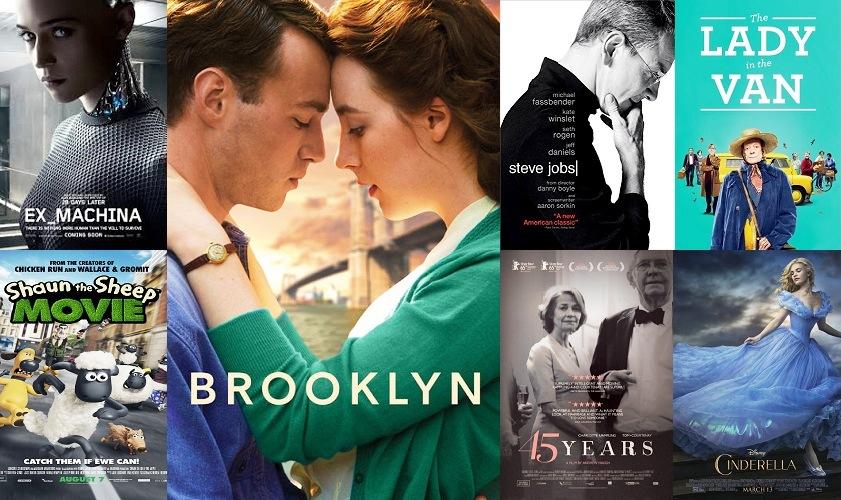 British Movies 2015 List
