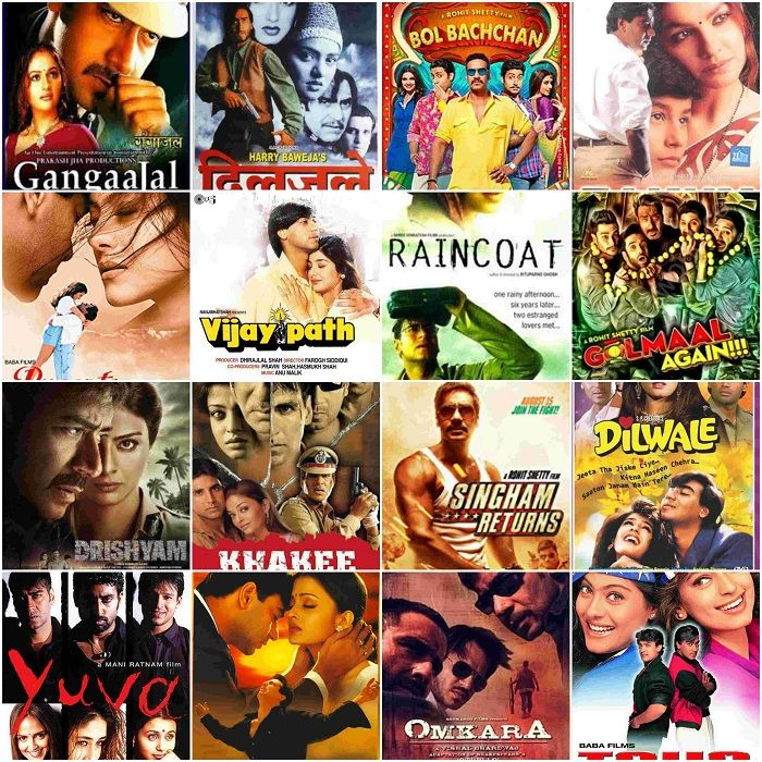 Ajay Devgan Movies List | Filmography