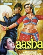 Old Bollywood Films List 1980 - Aasha