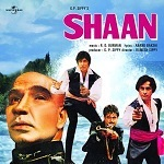 Hindi Films List 1980 - Shaan