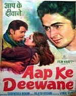 Old Hindi Films List 1980 - Aap Ke Deewane