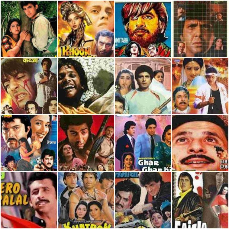 Complete List Of 1988 Bollywood Movies | Songs, Awards, Box Office Collections