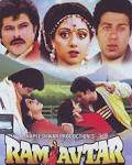 1988 Bollywood Movies- Ram - Avtar