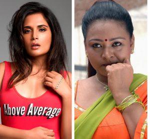 Richa Chaddha Biopic