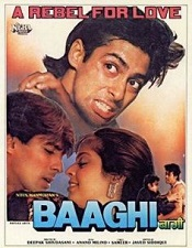 Hindi Films List 1990 - Baaghi