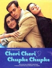 List Of 2001 Bollywood Films - Chori Chori Chupke Chupke