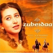 List Of 2001 Bollywood Films - Zubeidaa