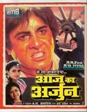 Hindi Films List 1990 - Aaj Ka Arjun
