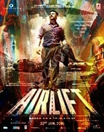 List Of 2016 Bollywood Films - Airlift